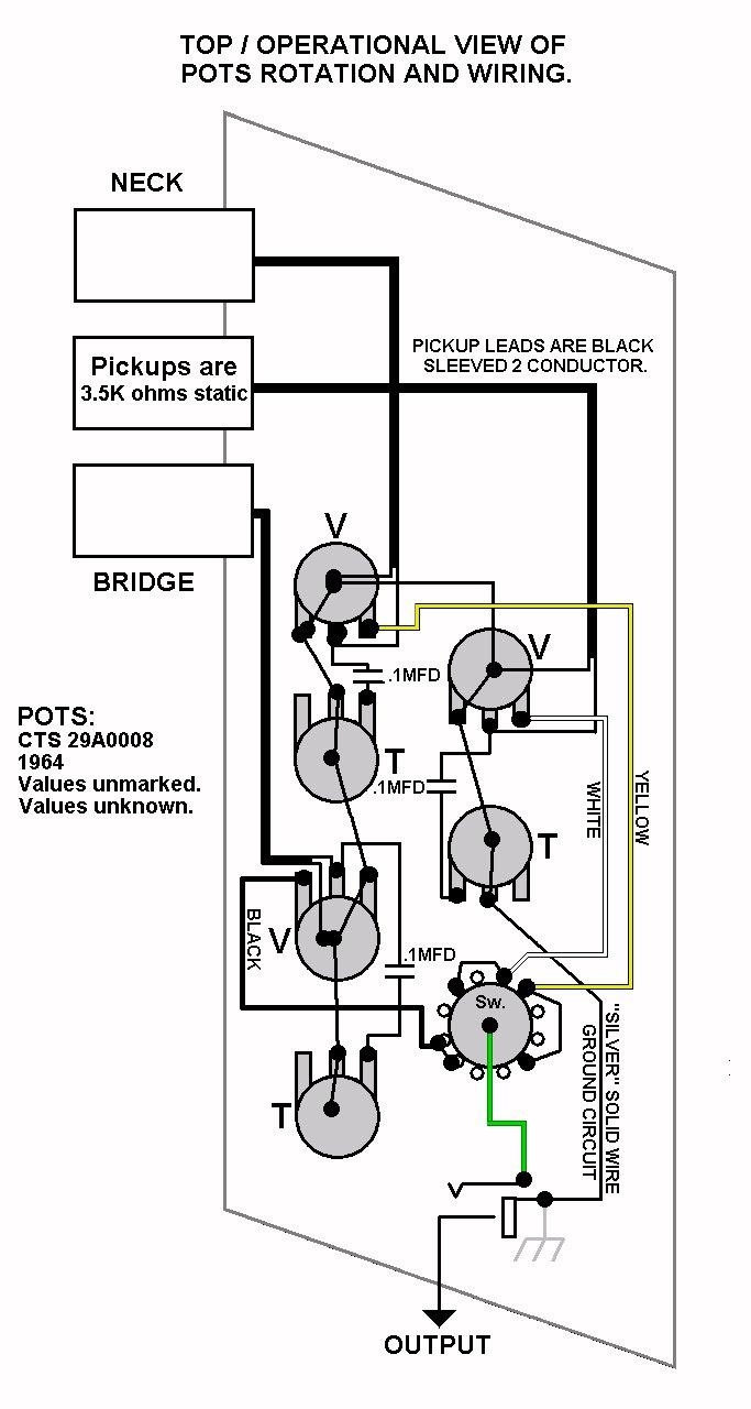 newman motor diagram